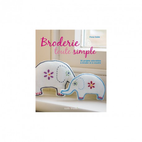 Broderie toute simple