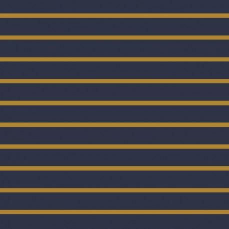 Yarn Dyed Sweat Stripe