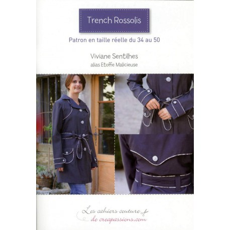 Trench Rossolis