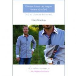 Chemise à manches longues - Homme et enfant