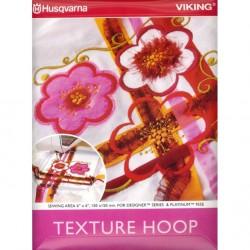 Husqvarna Texture Hoop